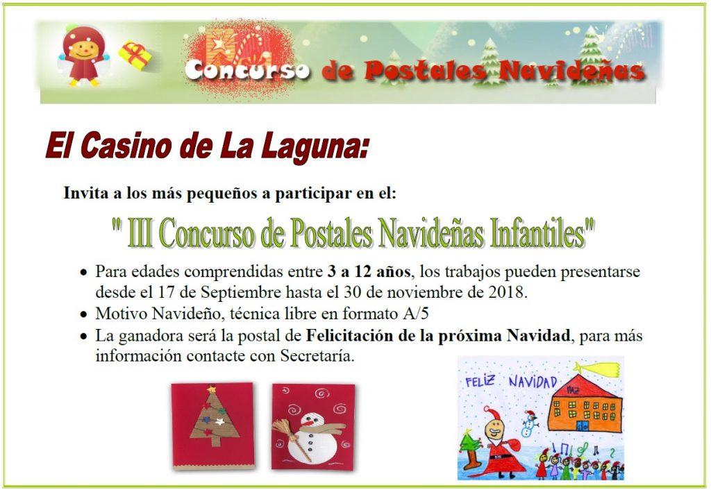 III Concurso de Postales Navideñas Infantiles