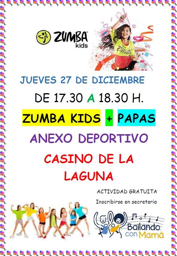 ZUMBA KIDS + PAPAS
