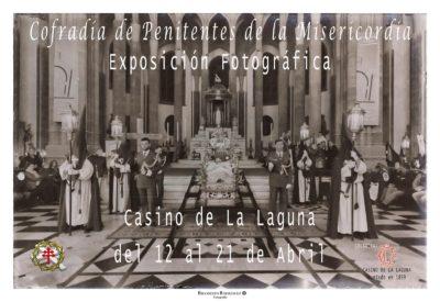 Exposición Fotográfica Cofradía de Penitentes de la Misericordia